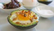 Avocado Baked Eggs feat. Ali Rosen