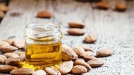 Sweet Almond Oil for Eyelash Growth
