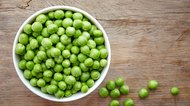 How to Roast and Salt Green Peas