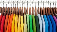 How to Color Code a Wardrobe