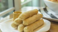 Homemade Bosco Sticks