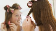 How to Hide Rollers and Curlers