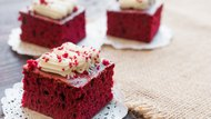 What Is the Purpose for Vinegar in Red Velvet Cake?