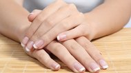 How to Paint a French Manicure Without Guide Strips