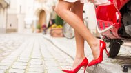 How to Make High Heel Shoes Quieter