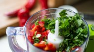 How to Use a Blender Instead of a Food Processor