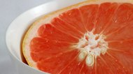 Ruby Red Grapefruit in a Bowl