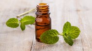 Peppermint Oil as a Fever Reducer