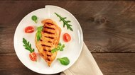 How to Cook Bone-in Chicken Breasts on a Gas Grill