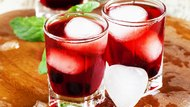 Plum Wine Drinks