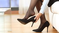How to Fix a Squeaky Shoe Heel