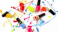 How to Clean Nail Polish From Natural Stone