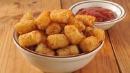 How to Fry Tater Tots