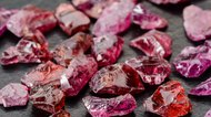 What to Do With Rough Garnets