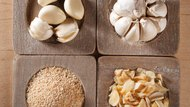 Granulated Garlic Vs. Garlic Powder