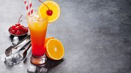 How to Make a Malibu Hurricane