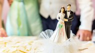 How to Secure a Cake Topper on a Cake