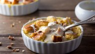 How to Reheat Bread Pudding