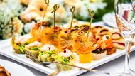 Buffet Style Foods Menus for Party