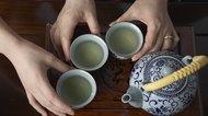 How to Make A Detox Green Tea Body Wrap