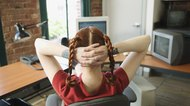 How to Braid Your Own Hair in Pigtails