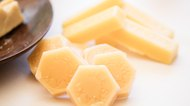 Beeswax, used for styling dry or coarse hair