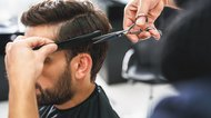 How to Cut the Front of Men's Hair