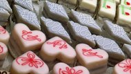 Types of Petits Fours