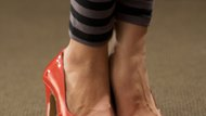 How to Adjust the Height of High Heels