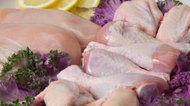 How to Separate Chicken Leg Quarters