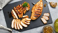 How to Reheat Chicken Breasts in an Oven
