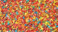 Ingredients of Fruity Pebbles