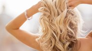 How to Correct Orange Roots When Bleaching Hair Blonde