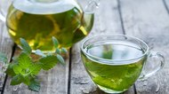How to Make Spearmint Tea