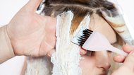 How to Remove Permanent Hair Color From Surfaces