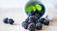 How to Puree Blackberries