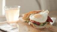 Spicy Avocado Breakfast Sandwich