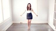 The Sequin Skirt, 4 Ways