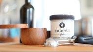 Gelato with Olive Oil & Sea Salt