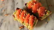 Grapefruit & Avocado Toast