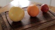 How To Segment Citrus