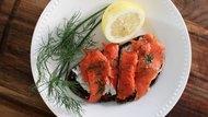 Tartines: Smoked Salmon