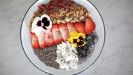 Get Glowing! Smoothie Bowl