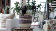 Wild Flower Basket Arrangements