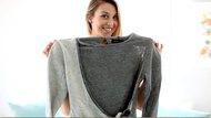The Grey Sweatshirt 4 Ways with Whitney Port