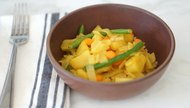 Yellow Veggie Curry