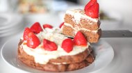 Vegan Cinnamon Rooibos Cake