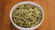 This Simple 15-Minute Vegan Pesto Pasta is Pure Perfection