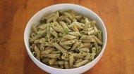 This Simple 15-Minute Vegan Pesto Pasta is Pure Perfection