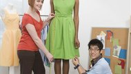 How to Measure Dress Size